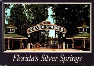 Florida Silver Springs Entrance