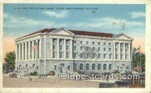 US Post Office - Montgomery, Alabama AL
