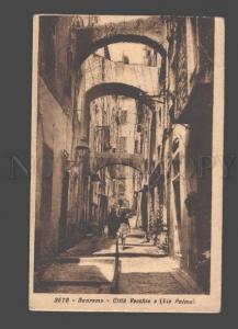 092407 ITALY Sanremo Citta vecchia e (Via Palma) Vintage PC