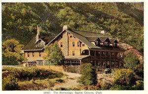 UT - Ogden Canyon. The Hermitage