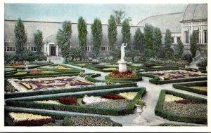 Missouri St Louis Botanical Garden Italian Or Formal Garden