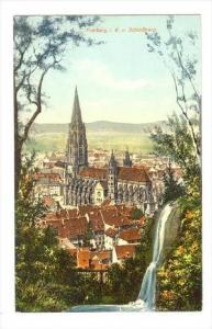 Freiburg im Breisgau,Baden-Württembe rg, Germany, 1900-10s : v. Schlossberg