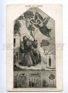 202230 Saint Francis of Assisi Stigmata JESUS by GIOTTO old PC