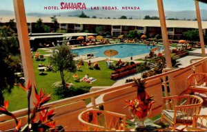 Nevada Las Vegas Hotel Sahara Swimming Pool Area