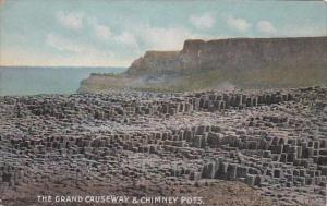 Northern Ireland Antrim Grand Causeway and Chimney Tops