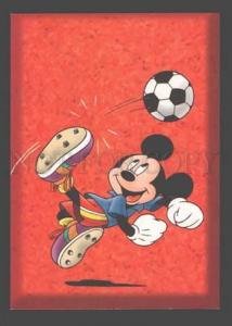 093042 Football MICKEY MOUSE Colorful PC