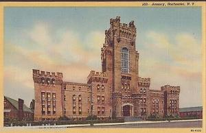 Armory-Rochester,New York