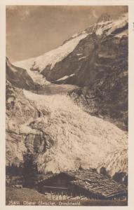 RP: GRINDELWALD, Switzerland, 1920-40s; Oberer Gletscher