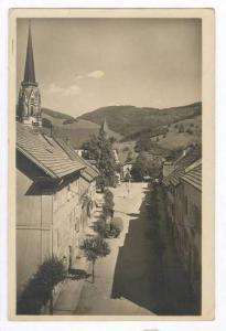 RP: Schonau im Wiesental (bad. Schwarzwald), Germany PU-1935
