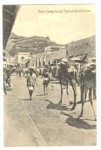 Aden-Camp No62, Typical Street Scene, Yemen, 00-10s