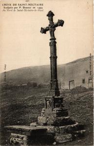 CPA Croix de St-NECTAIRE Au Nord (409046)