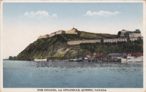QUEBEC, Canada, 1900-1910´s; The Citadel