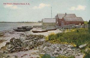 Fish Houses , Hampton Beach , New Hampshire , 00-10s