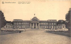 Br34804 Bruxelles Chateau Royal de Laeken     Belgium