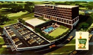 Massachusetts Newton Holiday Inn 399 Grove Street
