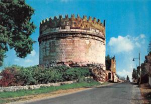 Italy Roma Tomba di Cecilia Metella Cecilia Metella Tomb
