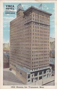 Y.M.C.A. Hotel, Chicago, Illinois, 1910-1920s