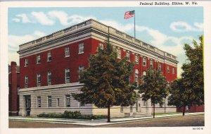 ELKINS, West Virginia; Federal Building, 10-20s