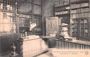 Anvers Belgium, Belgique, Belgie, Belgien Boutique, Museum Plantin Moretus An...