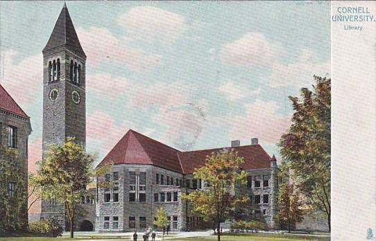Tucks Cornell University The Library