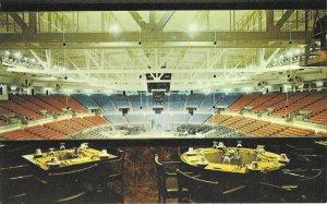Providence Rhode Island Civic Center Interior