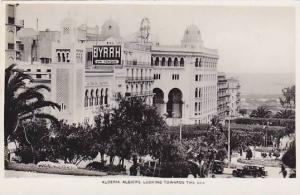 RP; Algiers , Algeria , 20-30s : View towards the sea