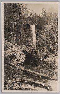 RPPC-Ozone Falls on U. S. 20, near Ozone Tennessee - 1944