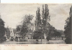 Warwickshire Postcard - The Mill - Guy's Cliff - Ref 3180A