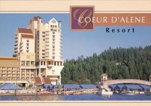 Idaho Coeur d' Alene The Coeur d' Alene Resort & Conference Center