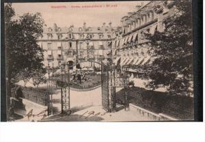 BIARRITZ, Pyrenees-Atlantiques, France, 1900-1910's; Hotel D'Angleterre