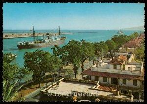 SUEZ: Suez Canal