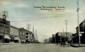 Main Street Bellevue OH 1909