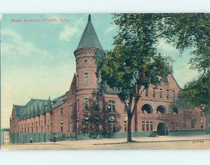 Unused Divided-Back POSTCARD FROM Albany New York NY HM6090