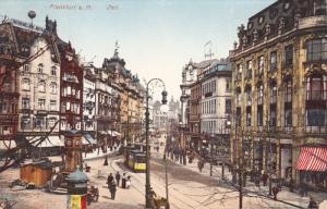 FRANKFURT A. MAIN, Hesse, Germany, PU-1908; Zeil, Hoff
