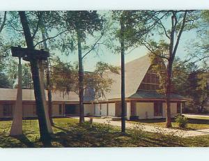 Pre-1980 CHURCH SCENE Hilton Head Island South Carolina SC L5398