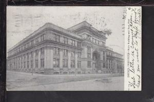 Drexel Institute,Philadelphia,PA Postcard