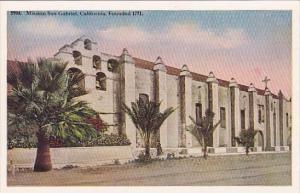 California San Gabriel Mission San Gabriel Founded 1771