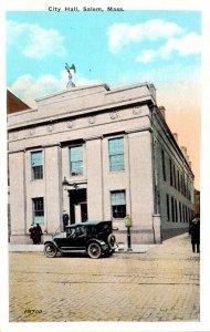 Massachusetts Salem City Hall
