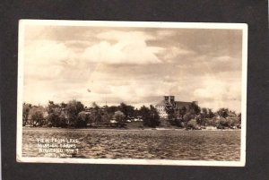 MN Lake Mission Farms Highland Str 1 Minneapolis Minnesota Real Photo Postcard