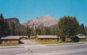 Charlton's Cedar Court, Banff, Alberta, Canada, 40´s-60´s