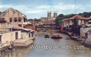 Malacca River Malacca Malaysia Unused