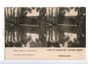 193169 IRAN Persia CHOCOLAT ADVERTISING Old stereo postcard