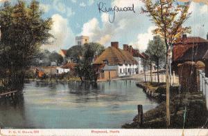 uk16503 ringwood uk