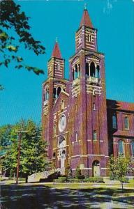 Saint Stanislaus Kostka Church Corner Of Washington And Ann Sreet Michigan Ci...