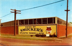 Ohio Orrville The J M Smucker Company Plant