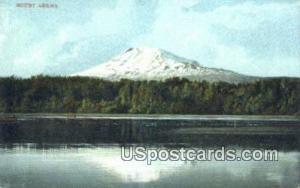 Mt Adams, Oregon Postcard       ;       Mt Adams, OR Post Card Mt Adams OR Wr...