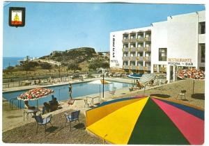 Spain, OROPESA DEL MAR, Las Playetas Hotel Cid, unused Postcard