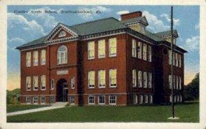 Charles Steele School - Northumberland, Pennsylvania