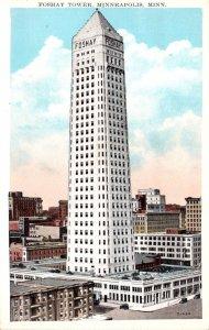 Minnesota Minneapolis Foshay Tower