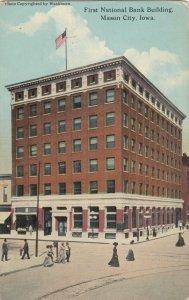 MASON CITY , Iowa, 1913 ; First National Bank